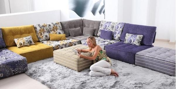 пуф-подушка