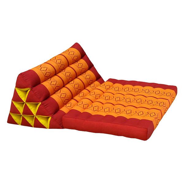 тайская треугольная подушка
