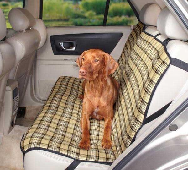 Матрас для собаки в авто