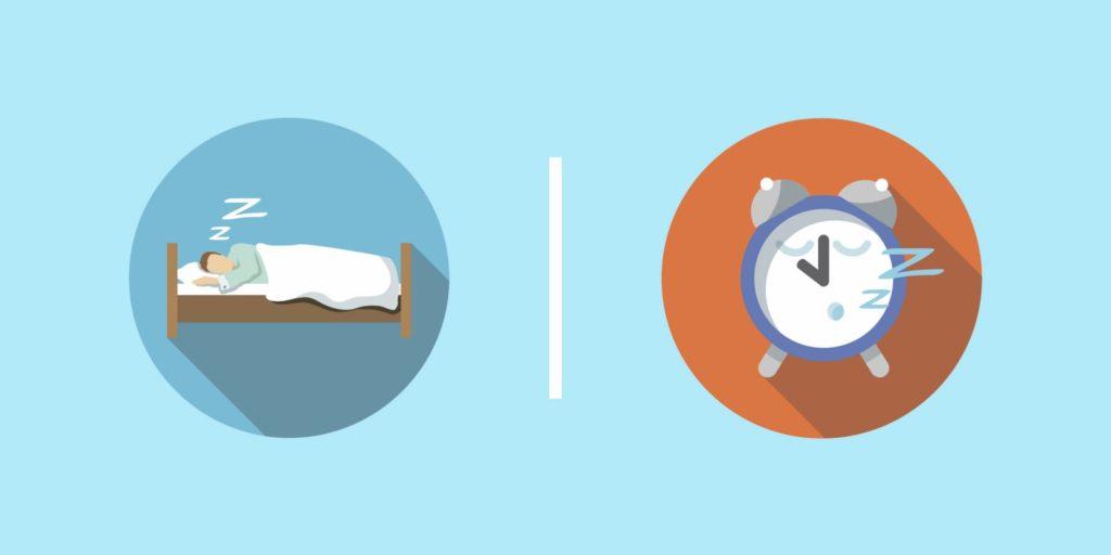 Нормализация режима сна