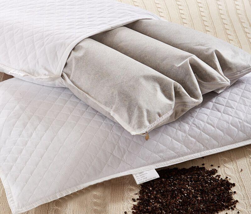 Подушка из гречки для водителей
