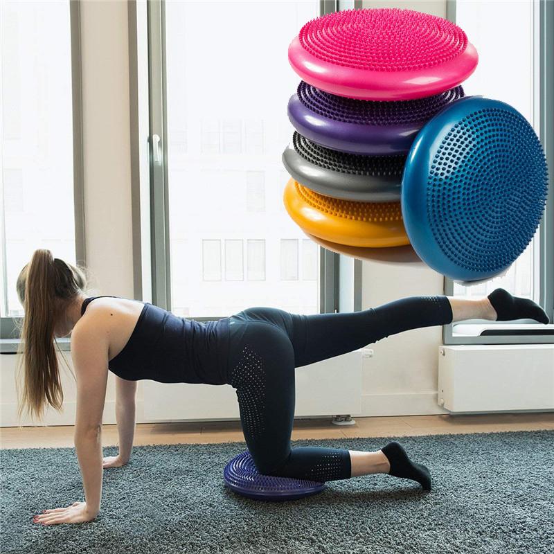 подушка для занятий спортом