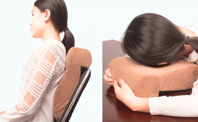 подушка под голову и спину