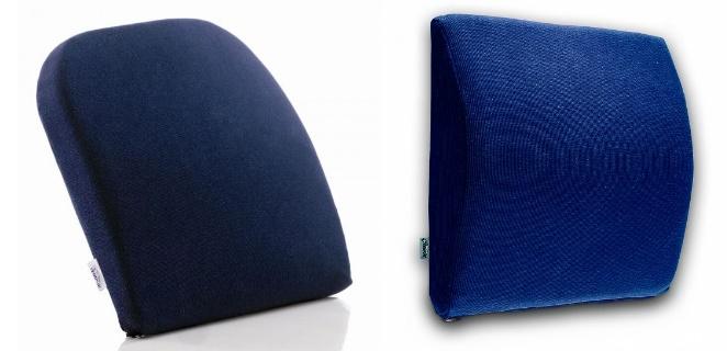подушка под поясницу