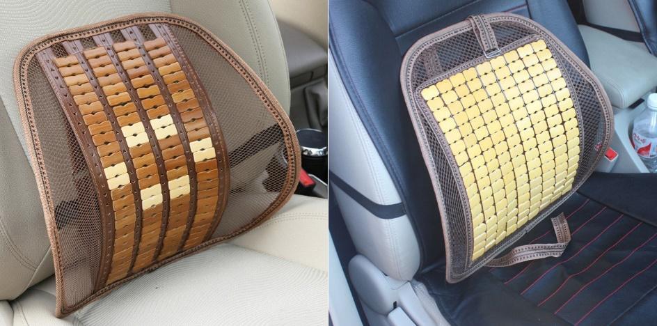 подушка под спину в авто