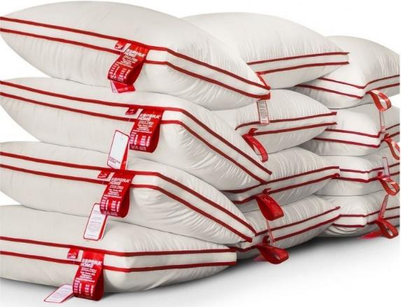 Ассортимент эргономичных подушек