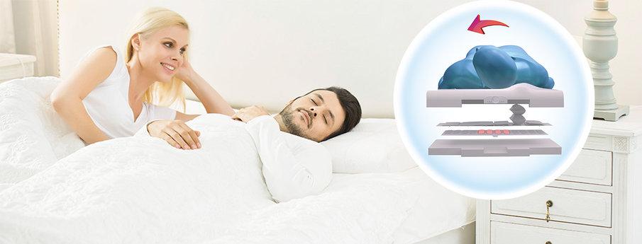 Goodnite Anti-Snore Pillow Review фото