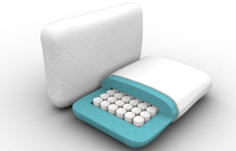 Наполнители эксклюзивных подушек