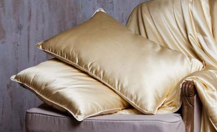 Подушка из турецкого шелка