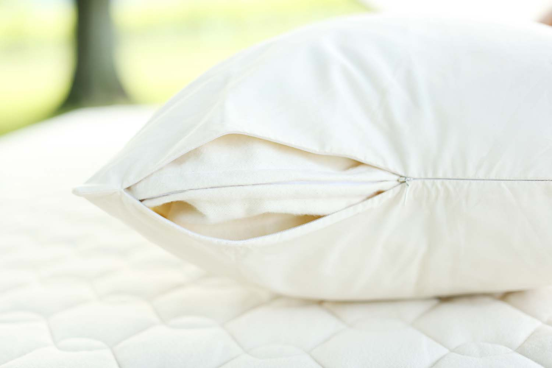 аллергия на подушку