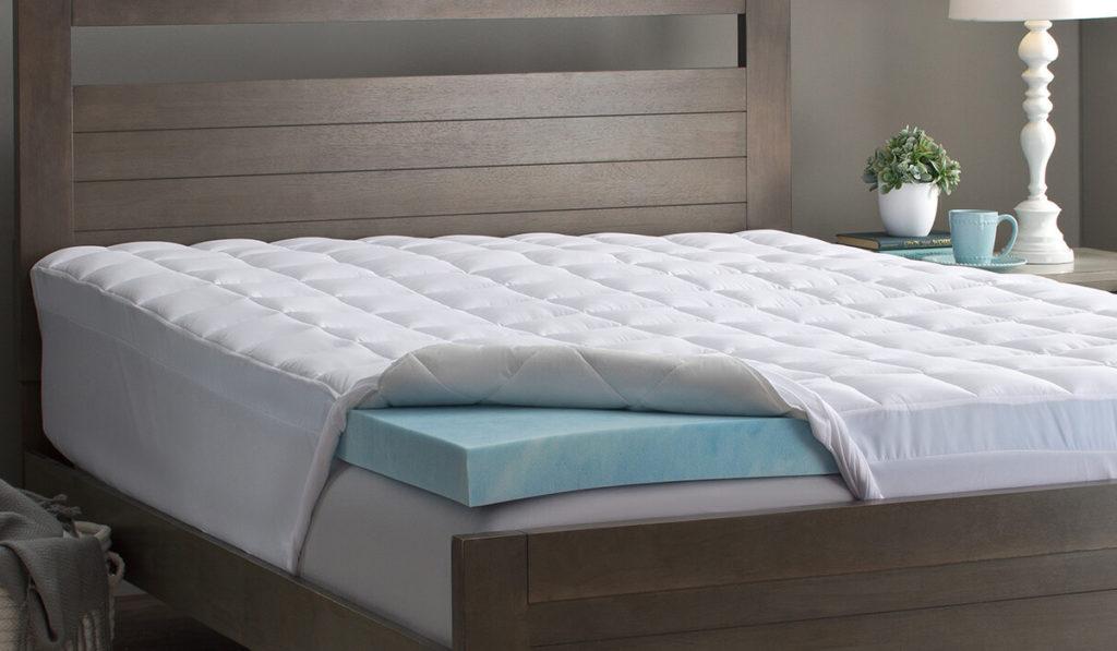 солнечный свет на кровать