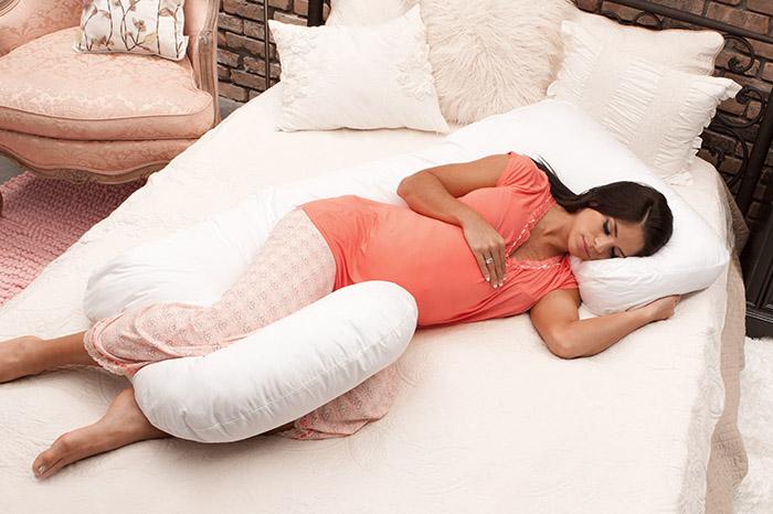 подушка для беременных С-образная и G-образная фото