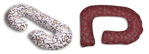 подушка для беременных С-образная и G-образная