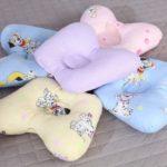 Подушка бабочка для новорожденных: с какого возраста можно использовать
