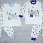 Пижамы для детей: материалы, размеры и критерии выбора
